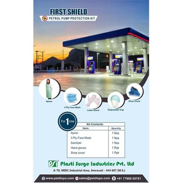 Petroleum Pump Protection Kit 1