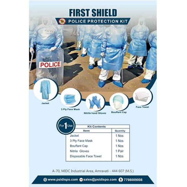 Police Protection Kit 1