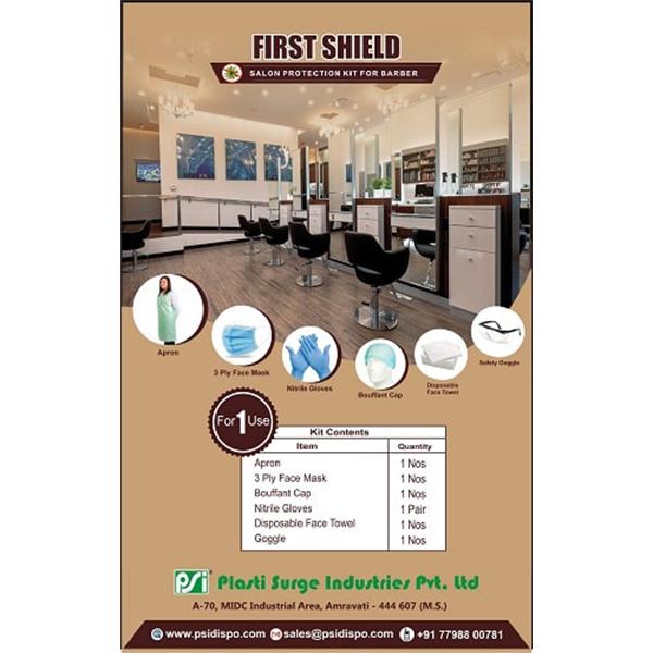 Sallon Protection Kit For Barber 1