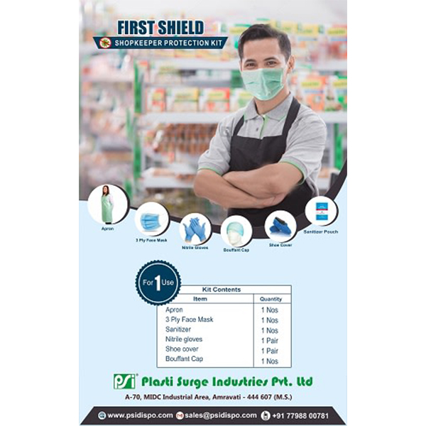 Shop Keeper Protection Kit 1