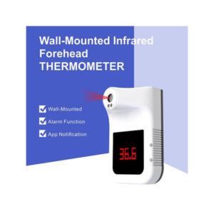 App Controlled Automatic Thermometer 1 1