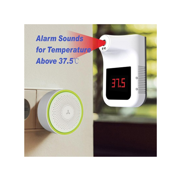 App Controlled Automatic Thermometer 2 1