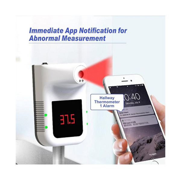 App Controlled Automatic Thermometer 3 1