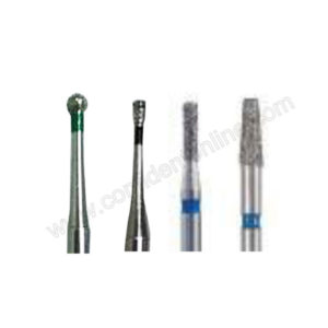 Confi Burs Diamond RA For Dental 1