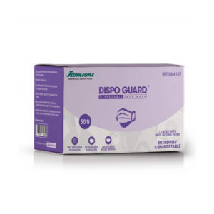 DISPOSABLE MASK GCo DISPO GUARD 3 PLY