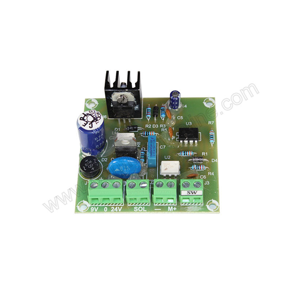 PCB – Durr Suction 60D 1 CENTRALISED