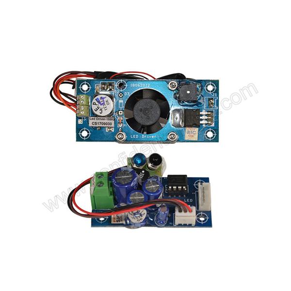 PCB LED Driver 14 With LED Sensor 14 Fan 15B