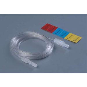 Pressure Monitoring Line PE Tube M F Connector 100 Cm