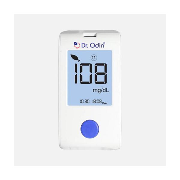 Blood Glucose Monitoring System GOD
