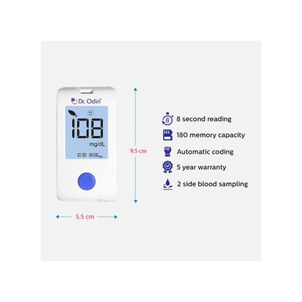 Glucose Meter Kit 1 4