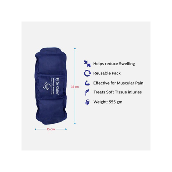 Hot Cool Pack Nylon Hot And Cool Elasticated 2