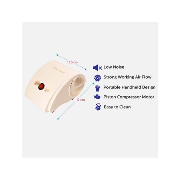 Piston Compressor Nebulizer – OD304 1 1