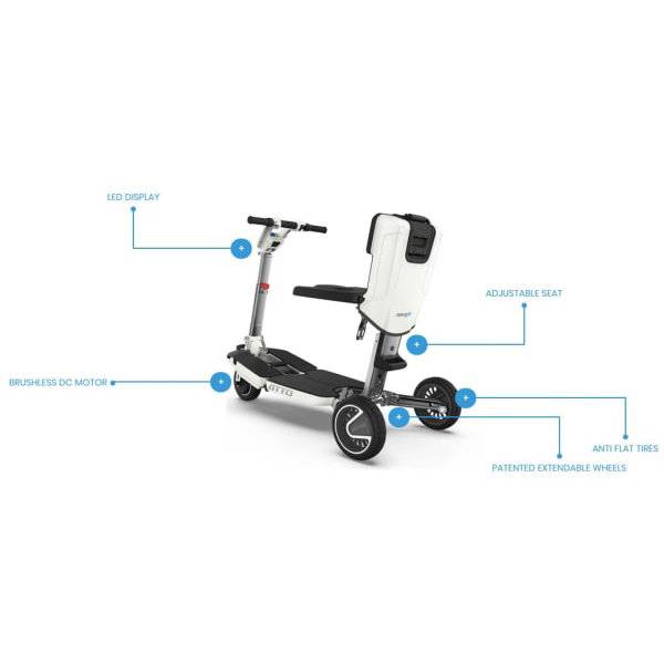 ATTO Mobility Scooter 1 1