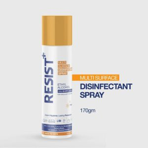 RESIST Surface Disinfectant Spray 1