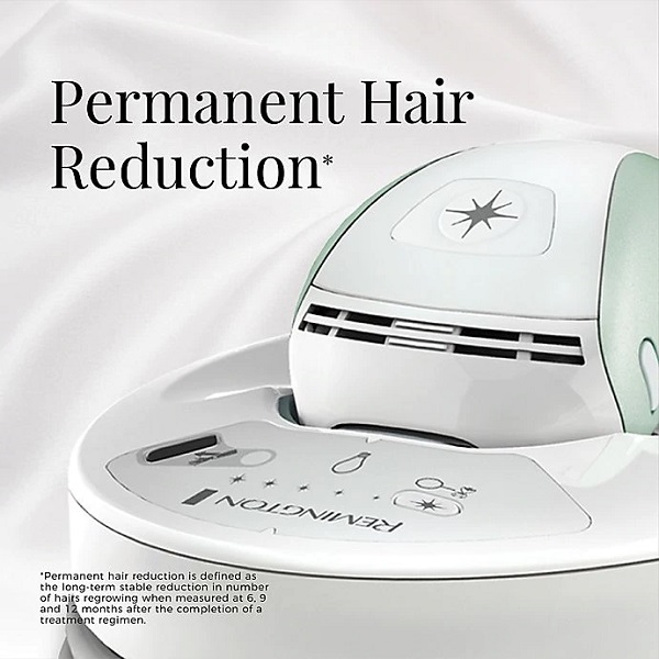 Remington iLIGHT Ultra Face and Body IPL Hair Removal System 3