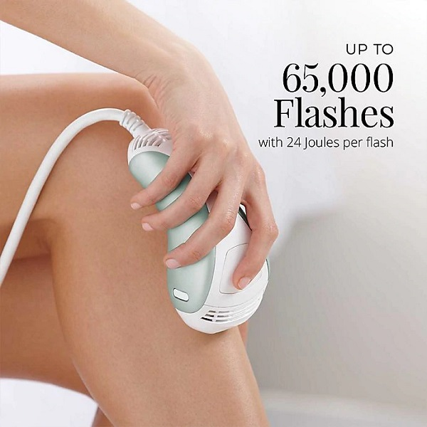 Remington iLIGHT Ultra Face and Body IPL Hair Removal System 6