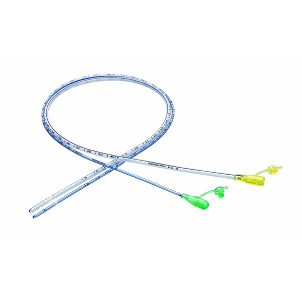 Romsons Feedy I GS 4038 Feeding Tube With Graduated Scale Size FG 5 Pack of 100 by Romsons