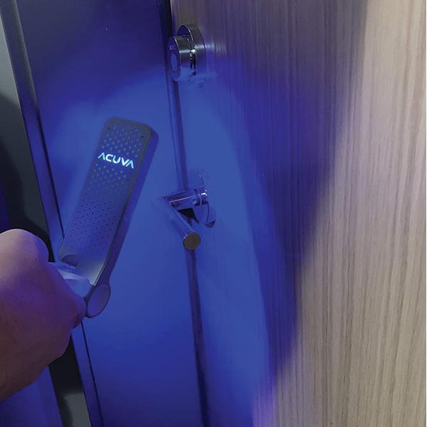 Solarix UV LED Portable Disinfection Device 1