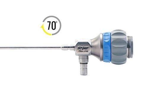 Stryker 2.7 mm 30o Autoclavable Arthroscope Eyepiece Speed Lock™ 120 mm