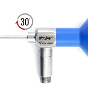 Stryker 2.7 mm 30o IDEAL EYES™ HD Autoclavable Stubby Arthroscope C Mount J Lock 75 mm EP