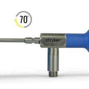 Stryker 4.0 mm 70° Autoclavable Arthroscope Eyepiece Speed Lock™ 140 mm