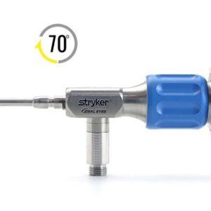 Stryker 4.0 mm 70o IDEAL EYES™ HD Autoclavable Arthroscope C Mount Speed Lock™ 140 mm