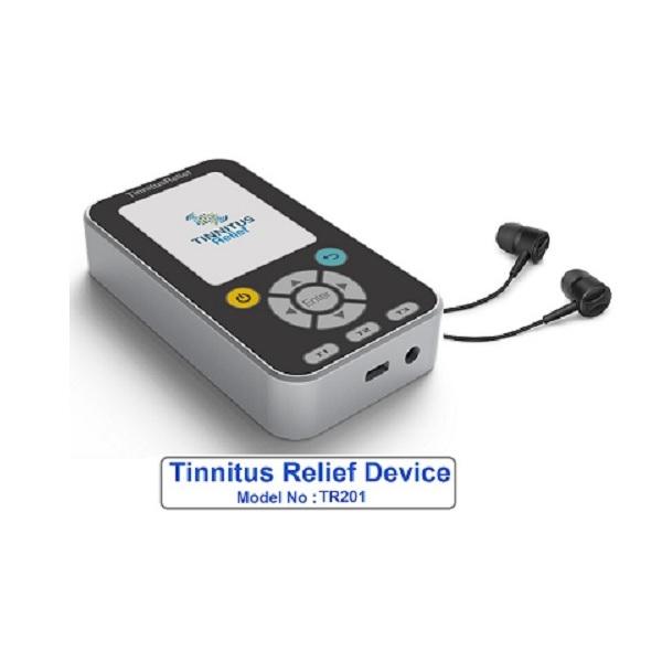 Tinnitus Relief Device 1