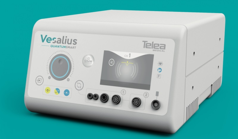 VESALIUS QUANTUM SMART SURGICAL DEVICE