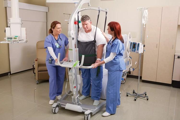 Viking XL Mobile Patient Lift