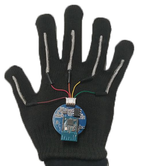 Wearable Tech glove