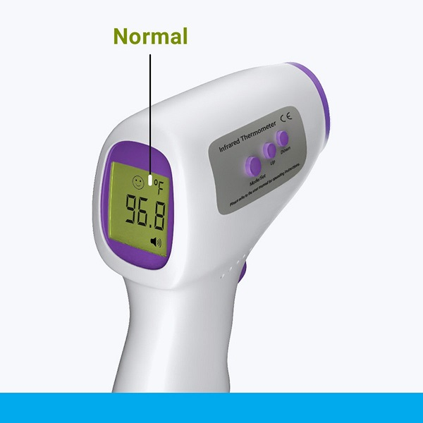 Zebronics Contactless Infrared Thermometer 4