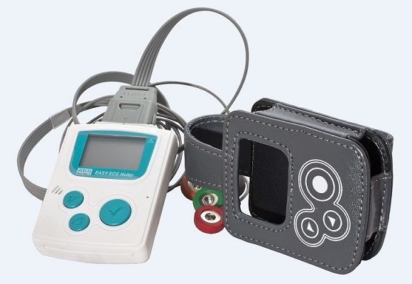 easy ecg holter