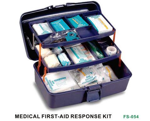 medical first aid response kit