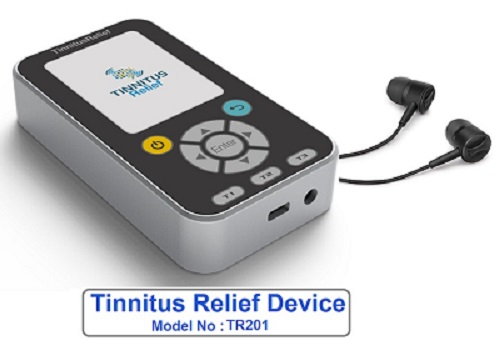 tinnitus relief device