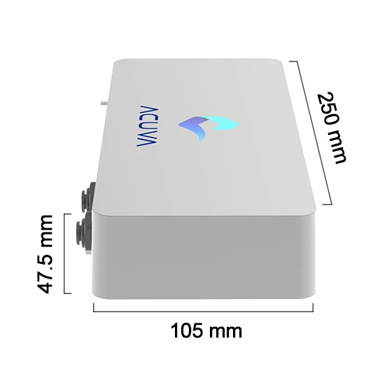 ACUVA ECO NX SILVER UV LED WATER PURIFIER 1