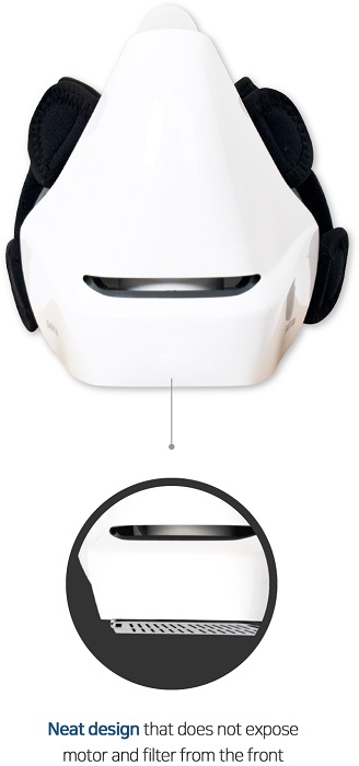 AIRPROM air cleaning mask