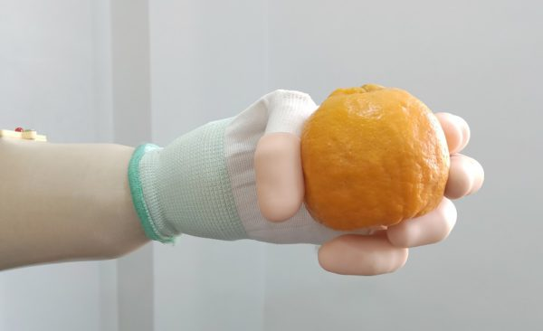 Grippy A Prosthetic Hand that can Touch and Feel 5