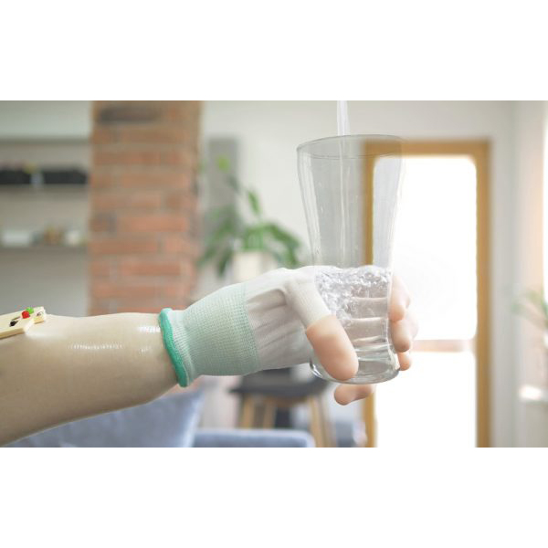 Grippy GCo A Prosthetic Hand That Can Touch And Feel 4