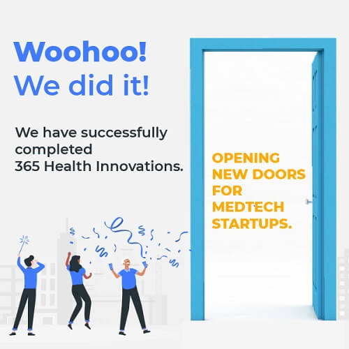 Health Innovaions Pop up