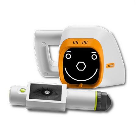 Plusoptix Ophthalmoscopes Freisteller