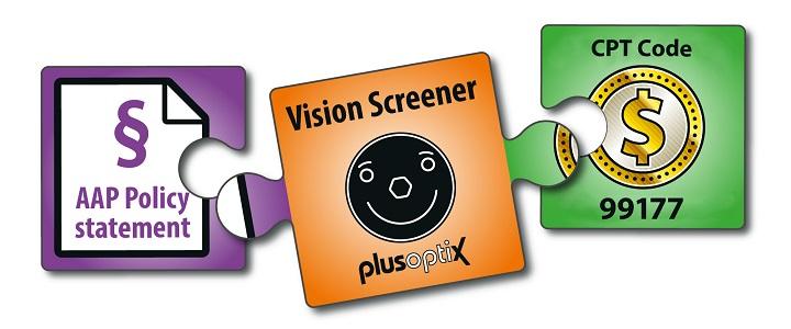 Plusoptix Puzzleteile nur CPT Freisteller