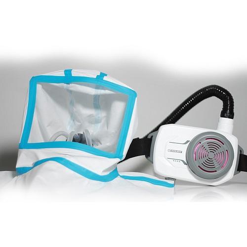 Powered air purifaying respirator 4