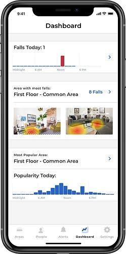 Sentinare Smart Sensor app