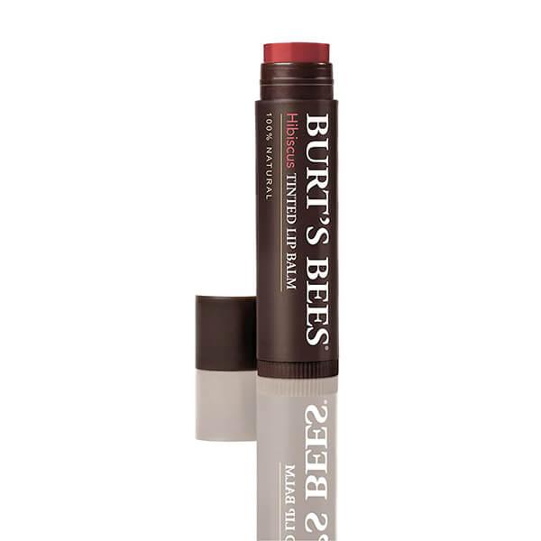 Burt s Bees® .15 oz. Tinted Lip Balm in Hibiscus 2