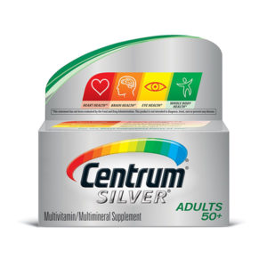 Centrum Silver 125 tablets Adults