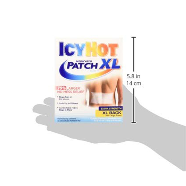 Icy Hot® Extra Strength 3 Count XL 2
