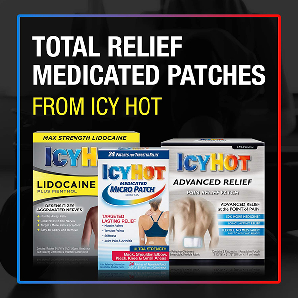 Icy Hot Patch 5