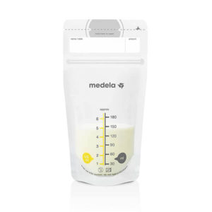 Medela Breat milk storage bags 50 count