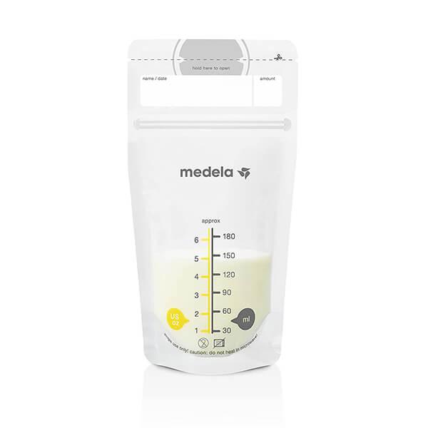 Medela Breat milk storage bags 50 count