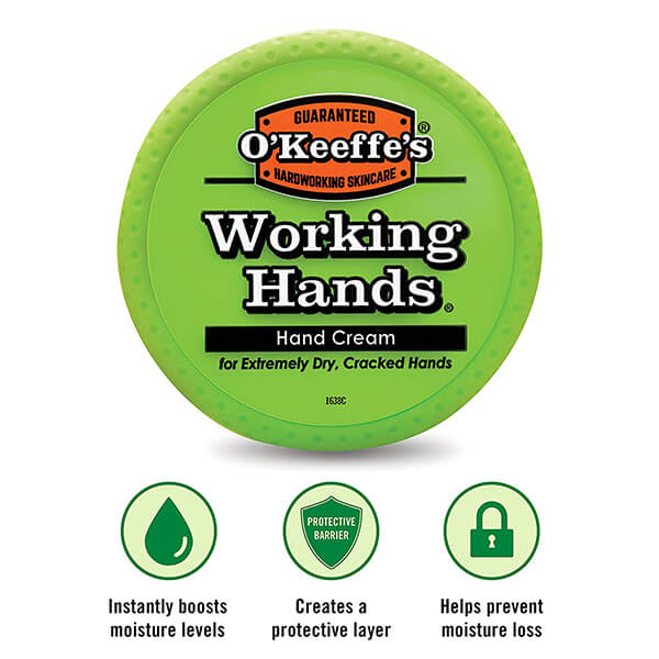 O Keeffe s® Working Hands 3.4 oz. Jar 7